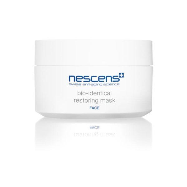 Nescens - Wiederherstellende Bio-Identische Maske - Gesicht - 100ml