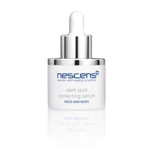 Nescens - Dunkle Fleckenkorrektur Serum - Gesicht & Körper - 30ml