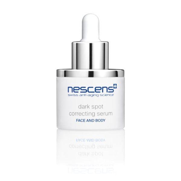 Nescens - Dark Spot Correcting Serum - Face & Body - 30ml