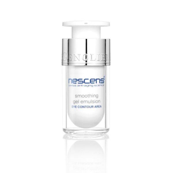 Nescens - Smoothing Gel Emulsion - Eye Contour Area - 15ml