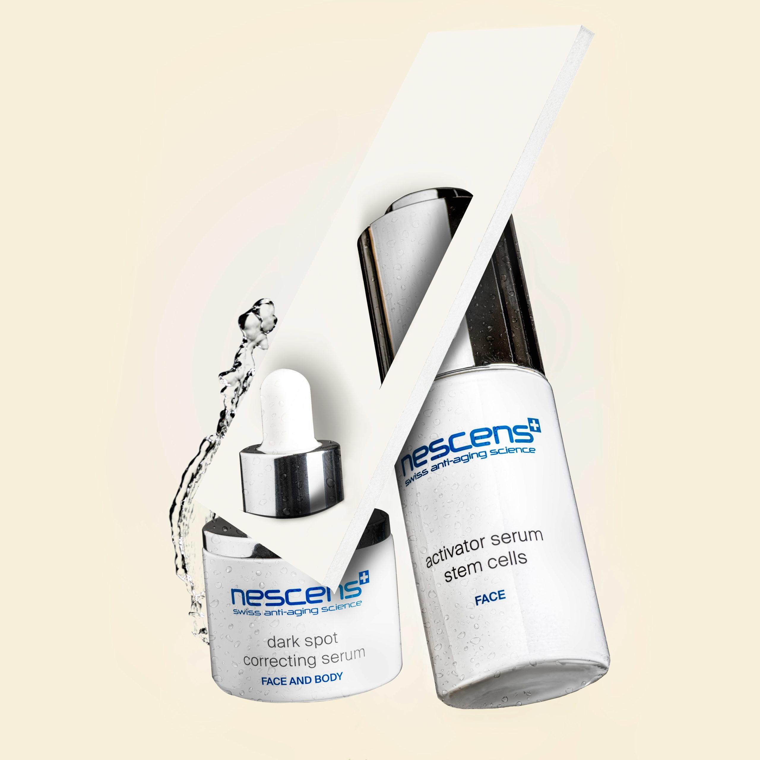 Ästhetische Bilder von Nescens Produkten 4